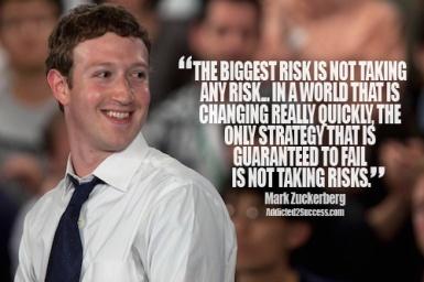 Mark Z quote
