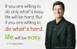 T Harv Ecker quote